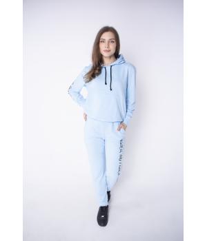 Спортивный костюм Кенди (голубой)