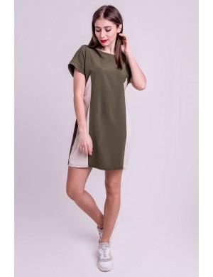 Платье Эвелина (хаки)