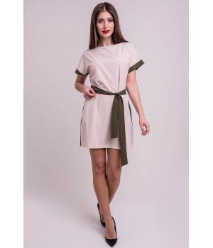 Платье Милинда (хаки)