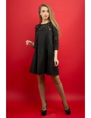 Платье Эмма (черный)
