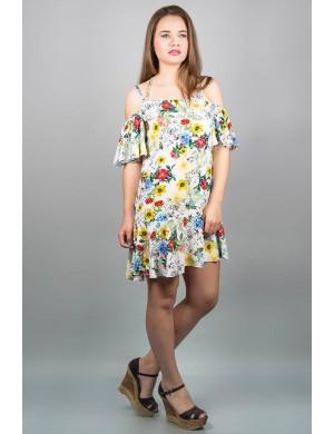 Сарафан Вивьен (цветы) Распродажа