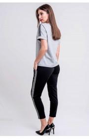 Спортивный костюм Мия (серый)