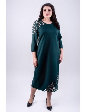 Платье Дорис (зеленый)
