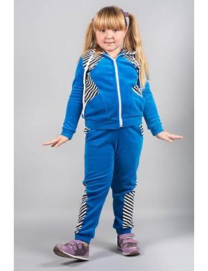 Спортивный костюм Мантана (бирюзовый)