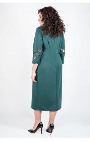 Платье Молли (зеленый)