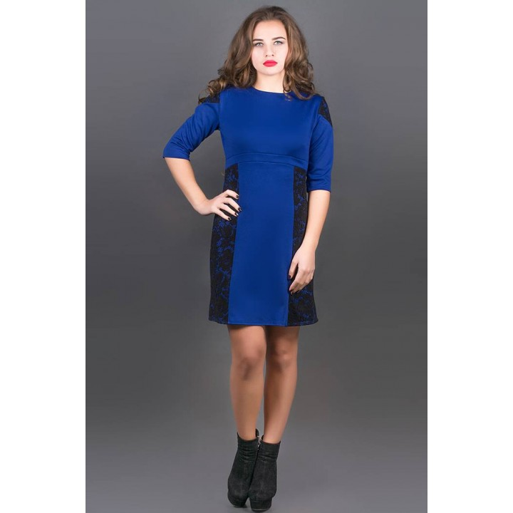 Платье Оника (электрик) Оптовая цена