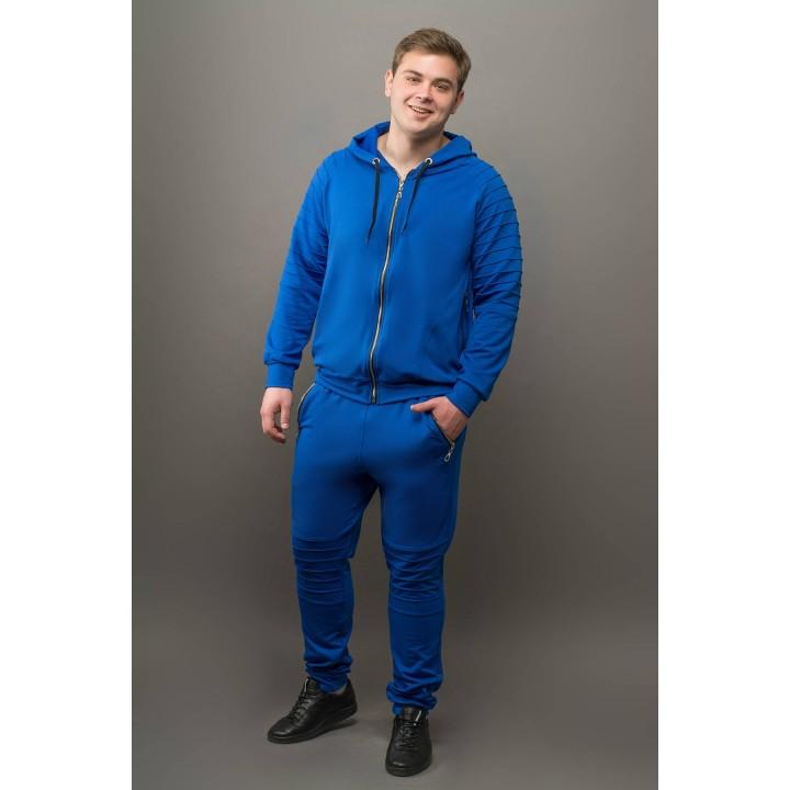 Мужской спортивный костюм Тимм (электрик)