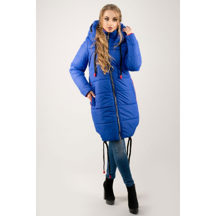 Зимняя куртка Лиана (электрик)