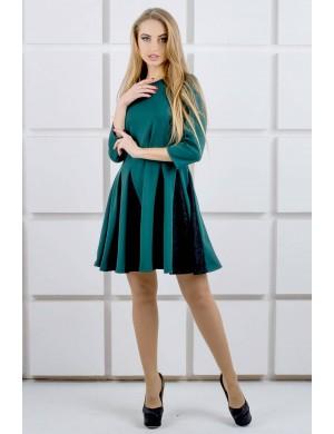 Платье Хэлли (зеленый)