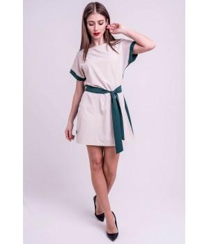 Платье Милинда (зеленый)