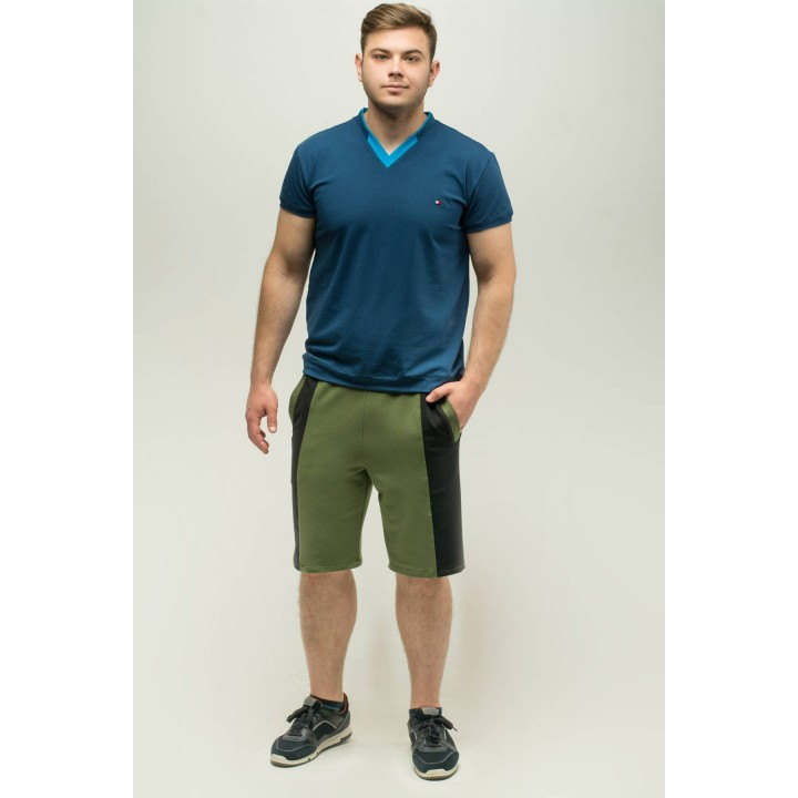 Мужские шорты Морган (хаки)