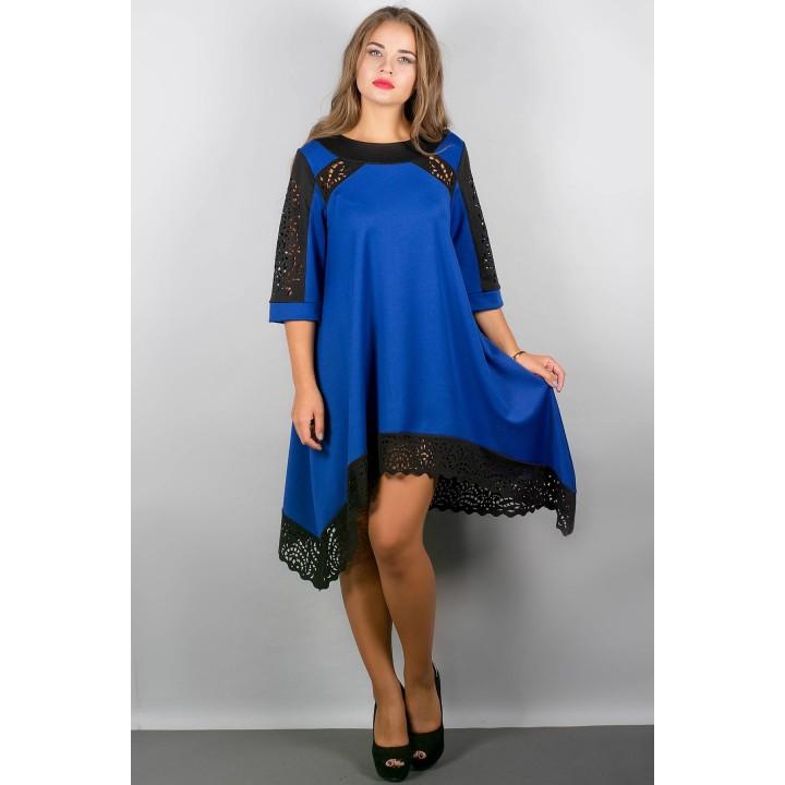 Платье Вайти (электрик) Оптовая цена