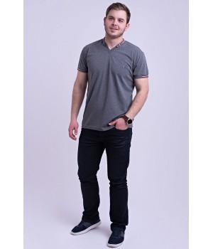 Мужская футболка Грэй (серый)