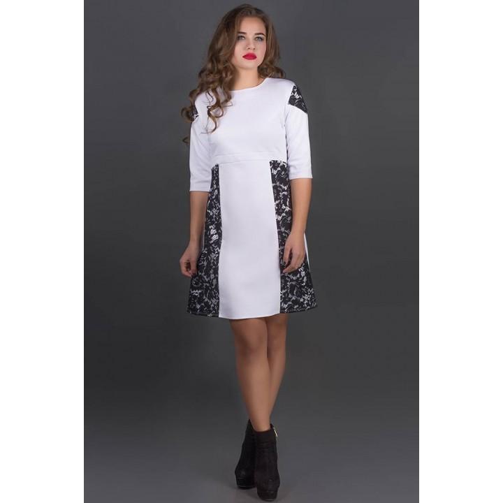 Платье Оника (белый)