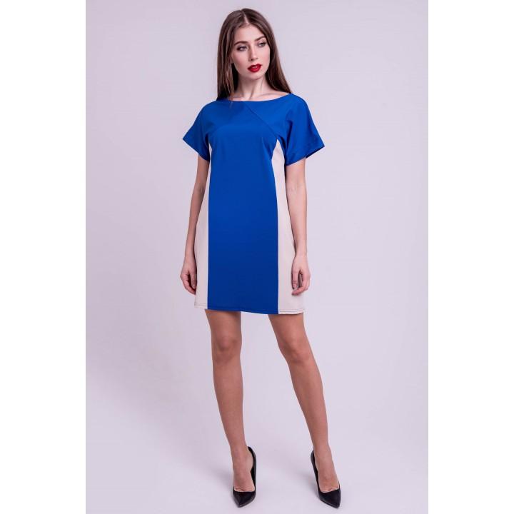 Платье Эвелина (электрик)