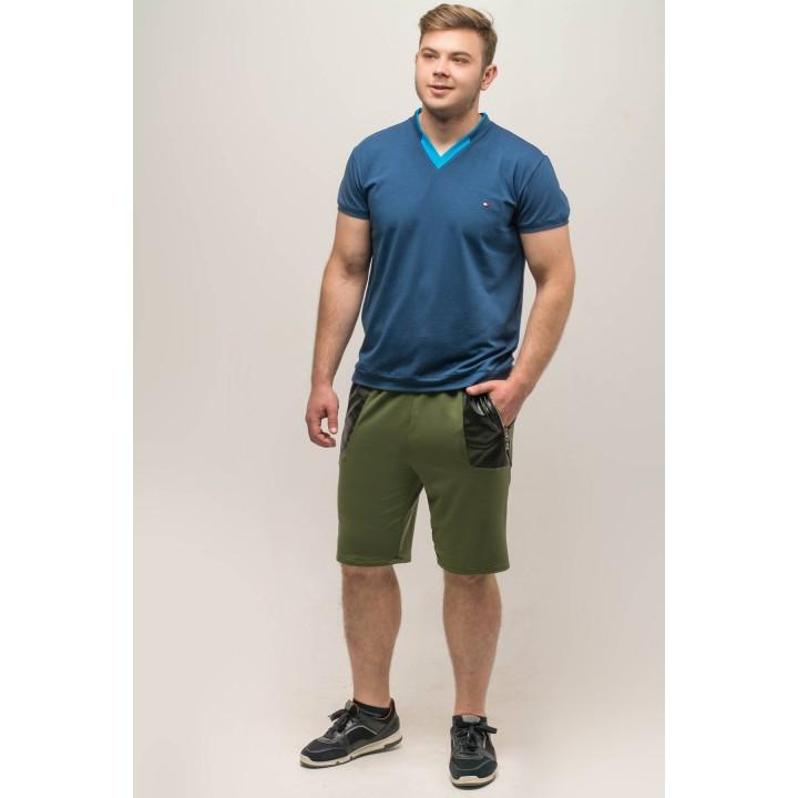 Мужские шорты Блэк (хаки)