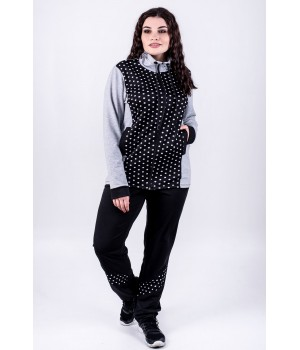 Спортивный костюм Алания (серый)