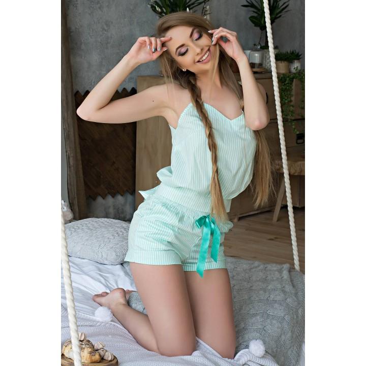 Пижама Сью (мята) оптовая цена