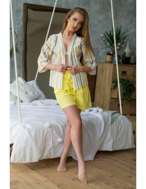 Пижама Хейли (желтый)