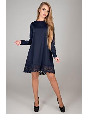 Платье Эрин (синий)