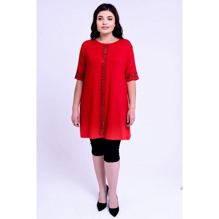 Туника Ариела (красный)