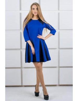 Платье Хэлли (электрик)