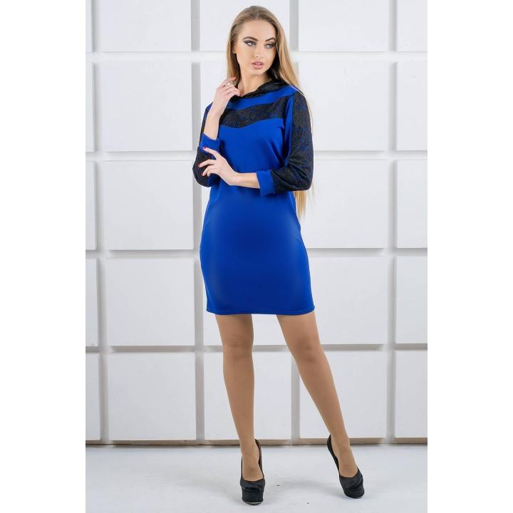 Платье Камита (электрик)