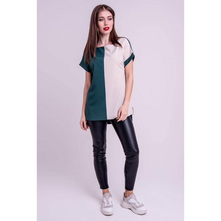 Туника  Анита (зеленый)