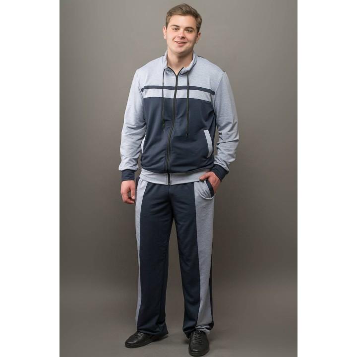 Мужской спортивный костюм Стивен (синий)