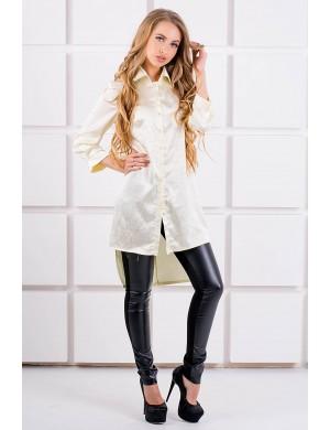 Женская рубашка Авива (молочный)
