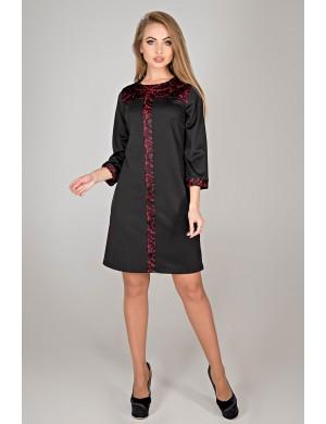 Платье Таура (черный)