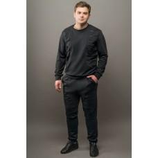 Мужской спортивный костюм Эполь (черный)