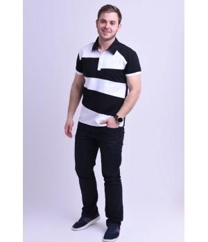 Мужская футболка Зидан (черный)