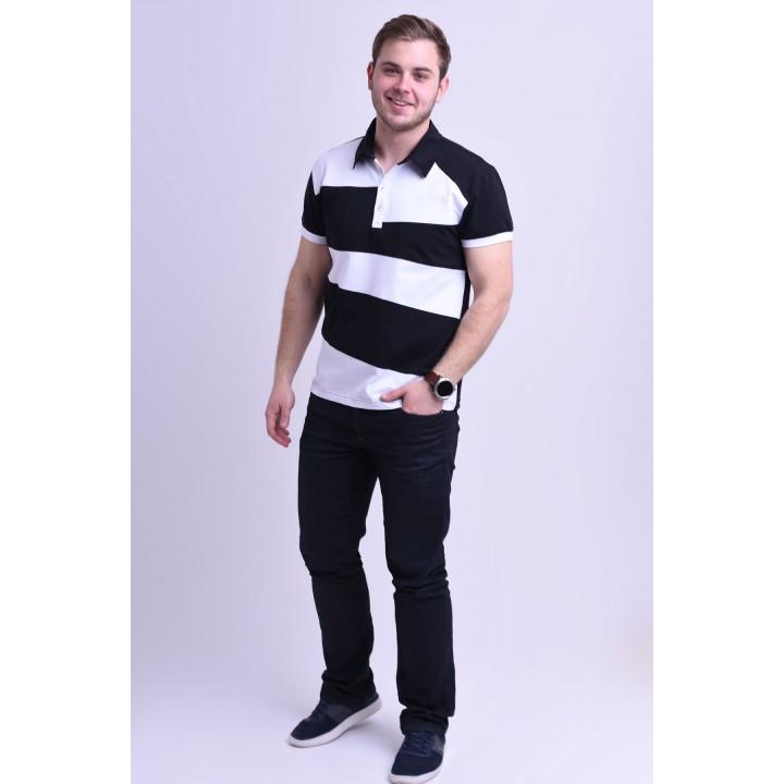 Купить мужскую футболку  Зидан (черный)