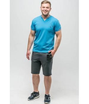 Мужские шорты Блэк (темно-серый)