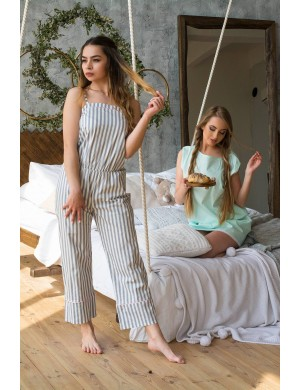 Пижама Кейт (серый)