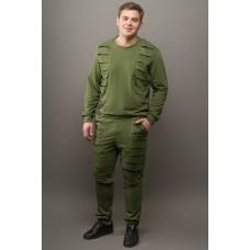 Мужской спортивный костюм Эполь (хаки)