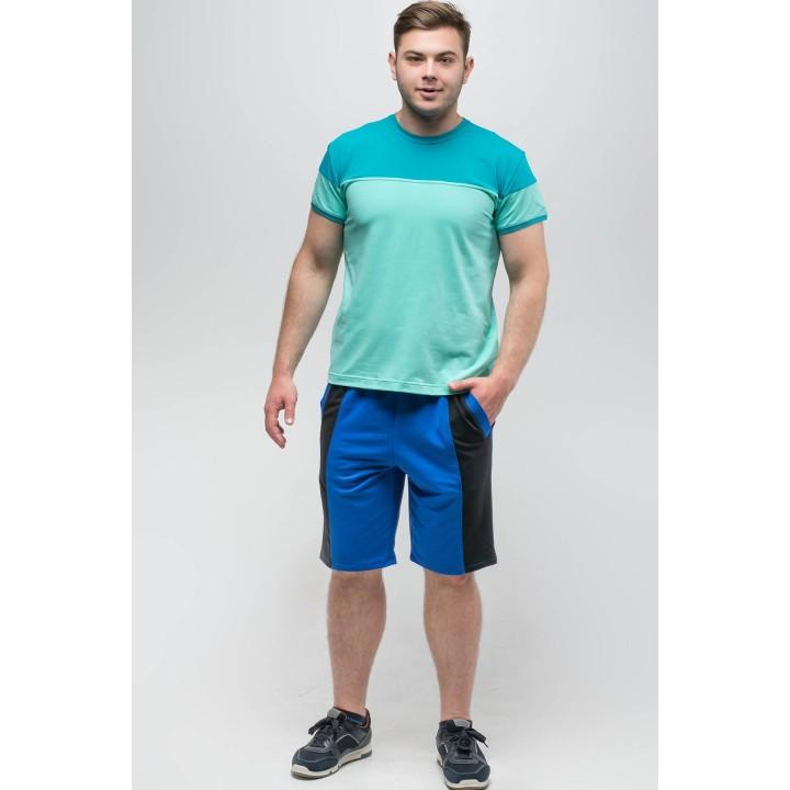 Мужские шорты Морган (электрик) Оптовая Цена