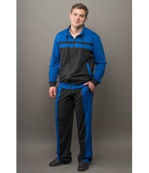 Мужской спортивный костюм Стивен (электрик)