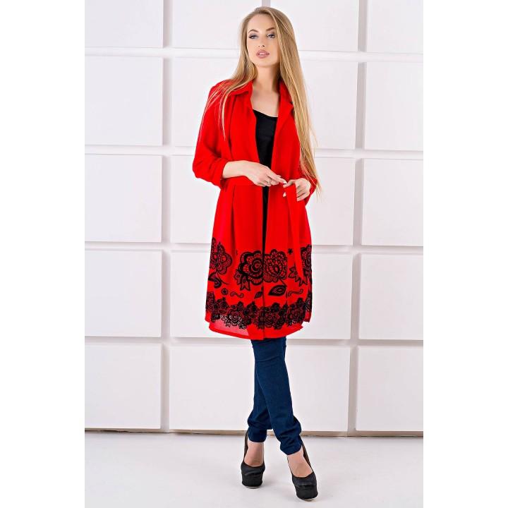 Рубашка Марганита (красный) оптовая цена