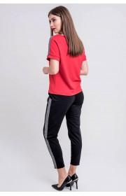 Спортивный костюм Мия (красный)