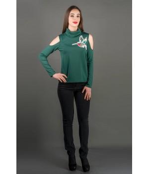 Кофта Колибри (зеленый)
