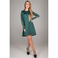 Платье Эрин (зеленый)