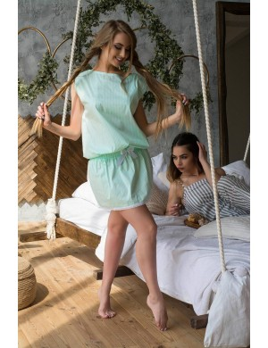 Пижама Харлей (мята)