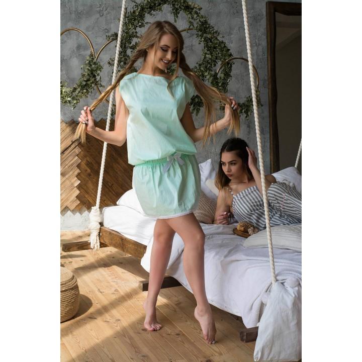 Пижама Харлей (мята) оптовая цена