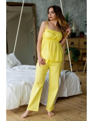 Пижама Стефани (желтый)