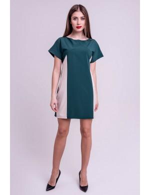 Платье Эвелина (зеленый)