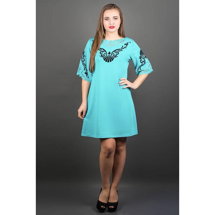 Платье Юлия (мята)