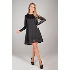Платье Эрин (черный)