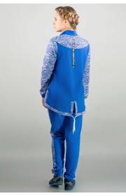 Спортивный костюм Лира (электрик)